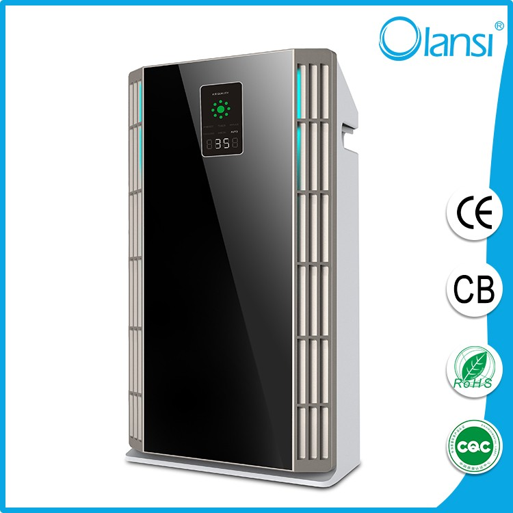 Guarantee Sales/Intelligent Design Health Product Improve Air Quality  Ionized Air Purifier For Home With Hepa | China Indoor Air Purifier Factory