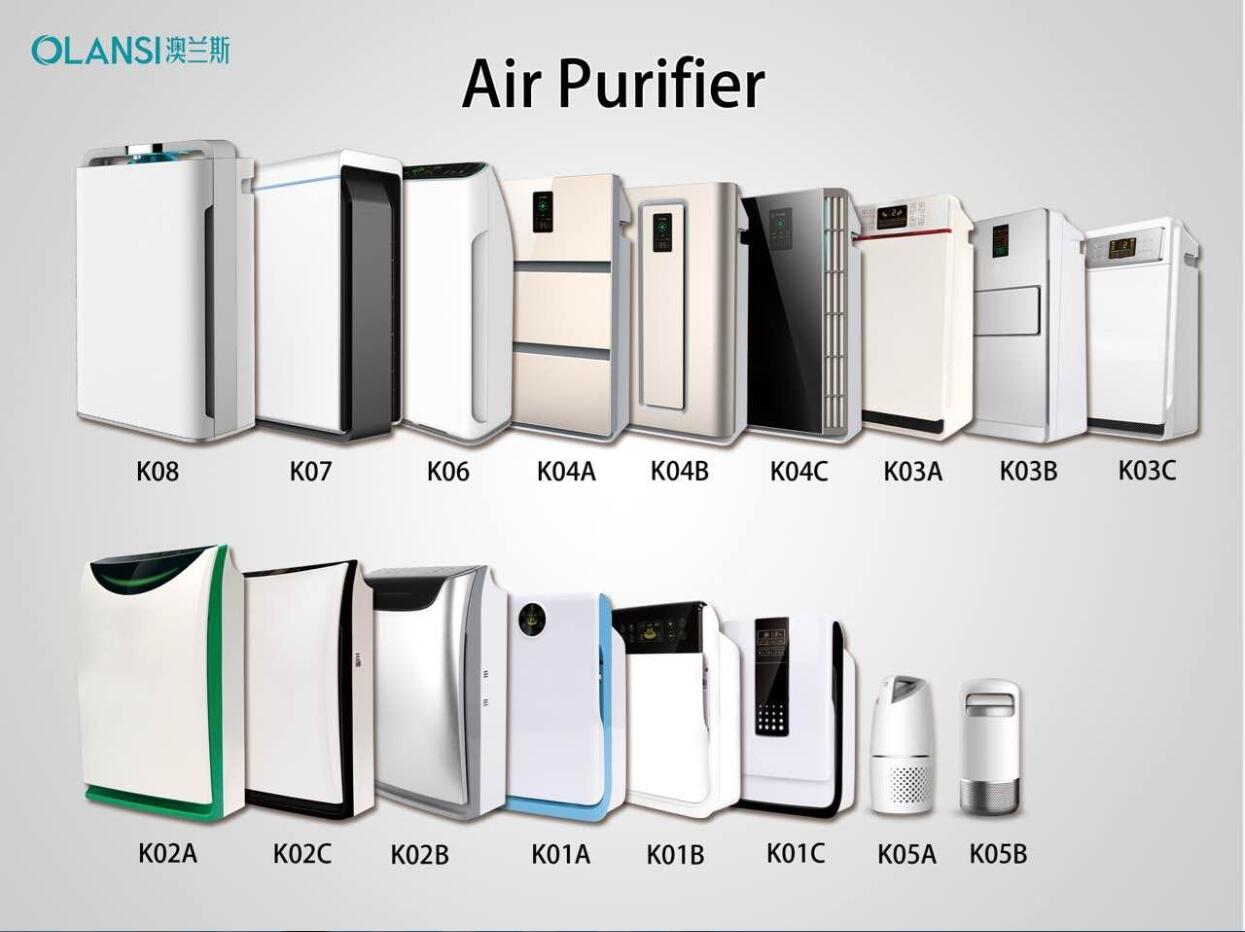 air purifier series